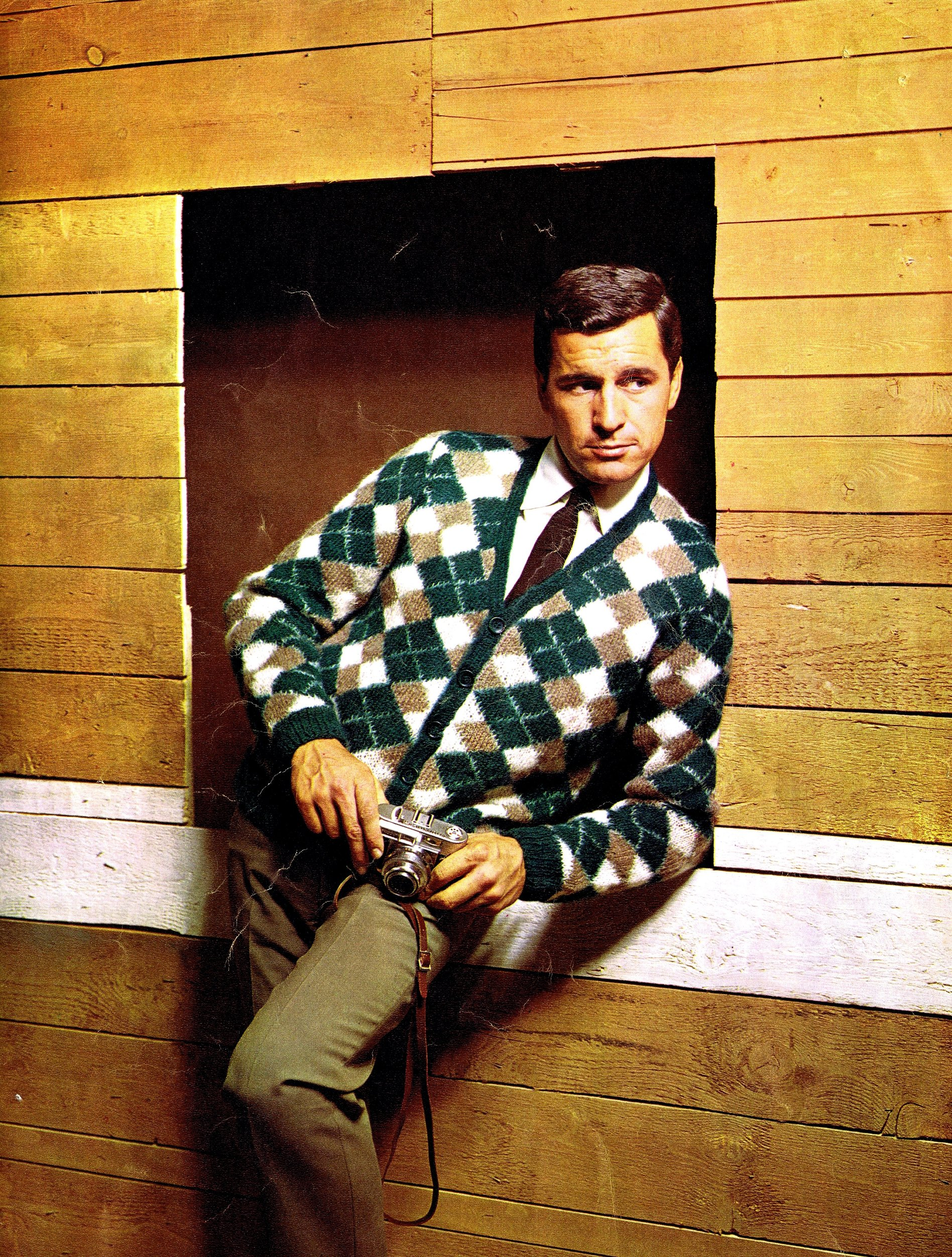 Men Love Free Vintage Knitting Patterns