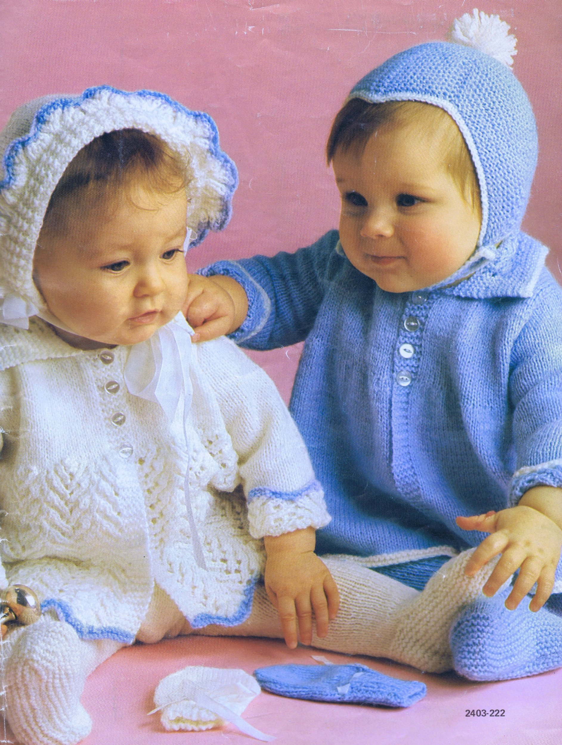 Baby Patterns Crochet Knitting