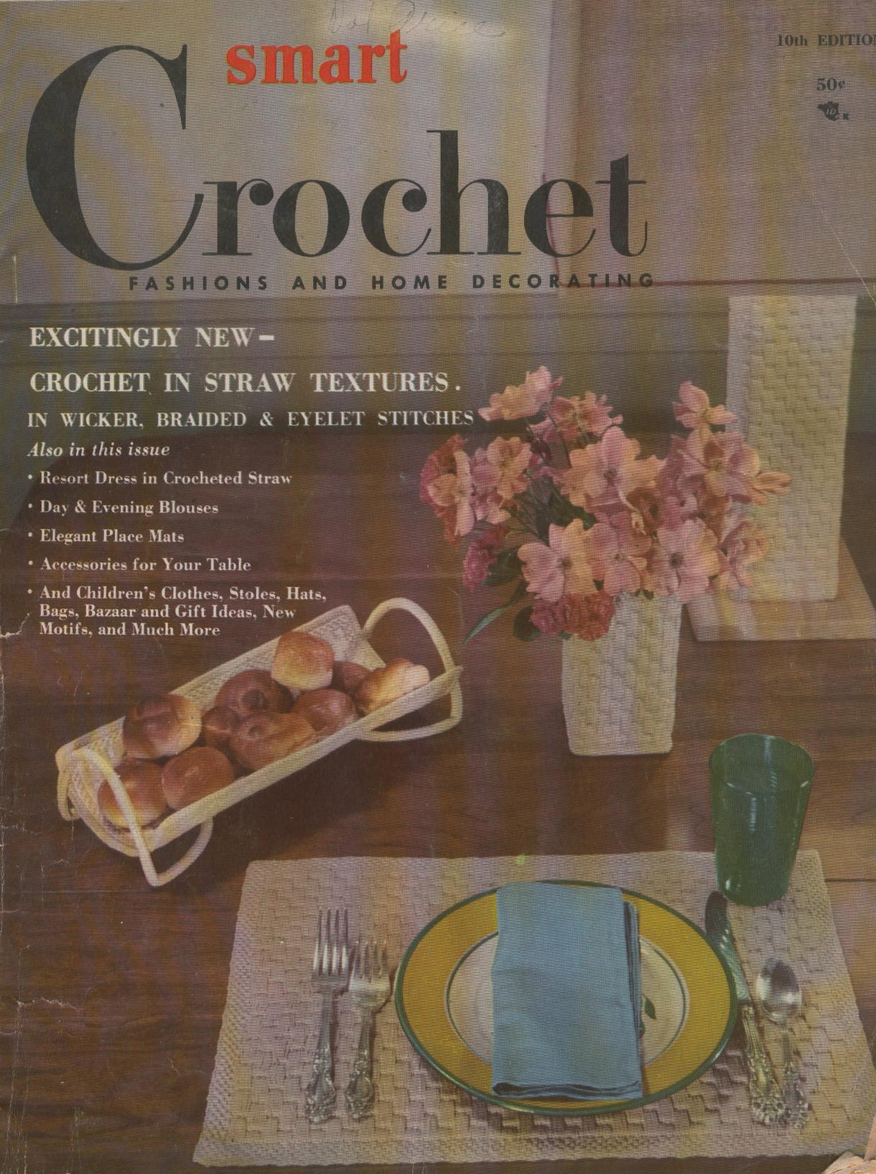 Free Vintage Crochet Patterns Gifts